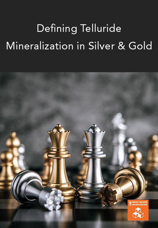 Mineralogy of Gold and Silver Telluride