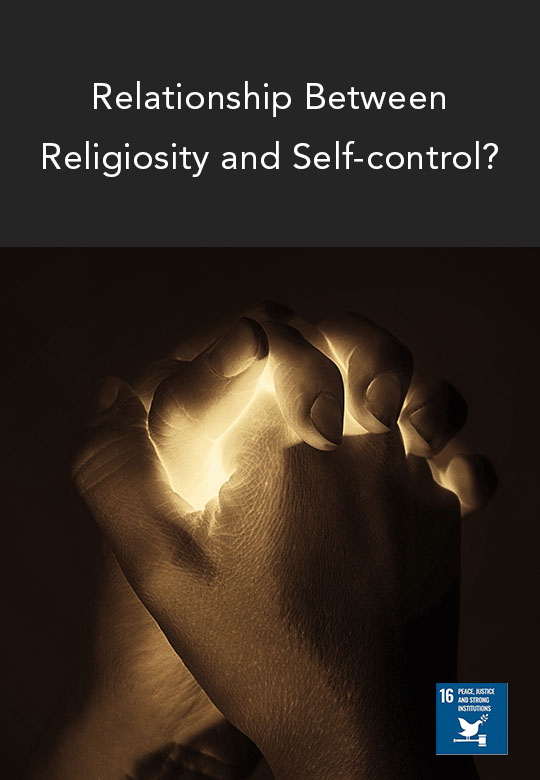 Can Religion and Self-control be Used to Predict Antisocial Behaviors?