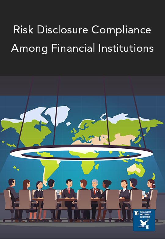 A Guide to Improve Risk Disclosure Compliance among Financial Institutions in Developing Countries