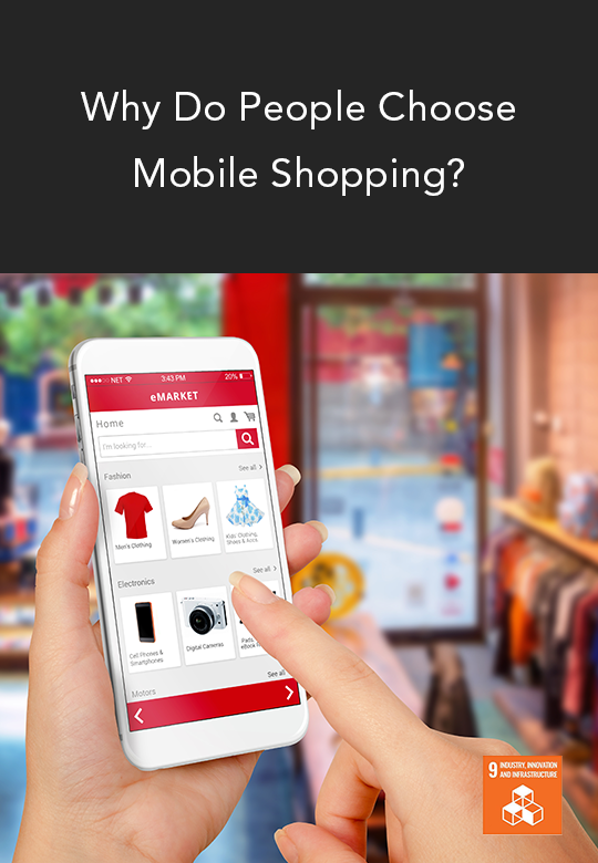 Adoption of Mobile Shopping in Developing Countries